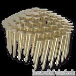 Gwoździe papowe łączone drutem 3,05 x 22 mm, gladkie, ocynkowane