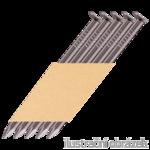 Gw. w taśmie papierowej 34° D-glówka 28 x 70 gladkie - 2000 szt./karton