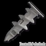 Kołek turbo 10x35mm, Aluminium