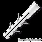 Kołek montaż. UPA-L stan. z kolnierzem 6x30mm