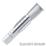 Kołek z kolnierzem UHL 8x51mm
