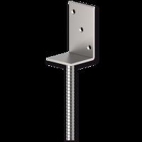 Łącznik belki do betonu typ L