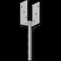 Łącznik belki do betonu typ U