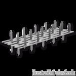 Plytka zebata obustranna 35x84x1,5