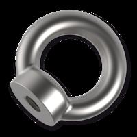 Nakrętki z uchem DIN 582, ocynk