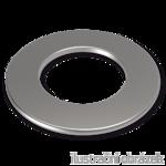 Podkładka okrągła płaska DIN125 M10, ocynk galwaniczny