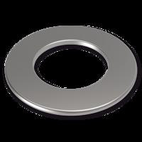 Podkładki okrągłe płaskie DIN125