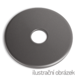 Podkładka karoseryjna M4x30x1,5, ocynk