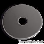 Podkładka karoseryjna M6x30x1,5, ocynk