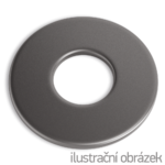 Podkładka poszerzona DIN 440R, M8, ocynk