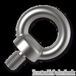 Śruby z uchem M6, DIN580, ocynk galwaniczny