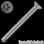Šroub samovrtný TEX 3,9x50 ZB zápust.hlava DIN7504P