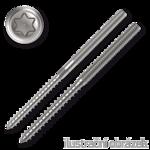 Kombinovaný vrut/šroub M8x160 TX25 ZB