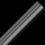 Pręt gwintowany DIN976 M27x1000, kl.4.8, bez powierzchownej obrobki