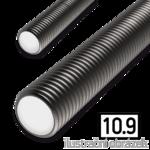 Pręt gwintowany DIN976 M18x1000, kl.10.9, bez powierzchownej obrobki