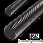 Pręt gwintowany DIN976 M24x1000, kl.12.9, bez powierzchownej obrobki