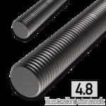 Pręt gwintowany DIN975 M14x1000, kl.4.8, bez powierzchownej obrobki
