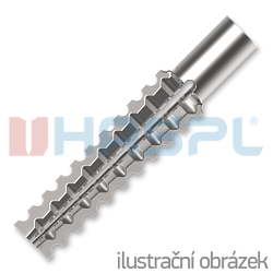 Hmoždinka plechová HP 5x30mm - 1