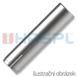 Kotva narážecí ocelová KNO 8x25, M6 ZB - 1