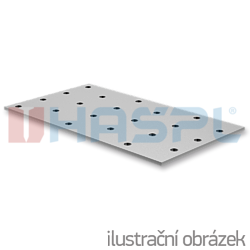 Plytka perforowana 40x1000x2,0 - 1