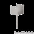 Lacznik belki do betonu Typ U 120x100x4,0 - 1/3