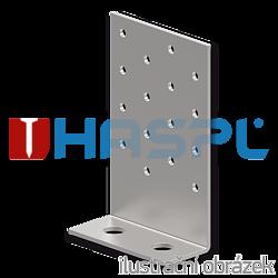 Katownik 90° Typ 3 125x35x40x3,0 - 1