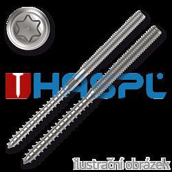 Kombinovaný vrut/šroub M8x90 TX25 ZB