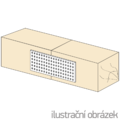 Plytka perforowana 80x1200x2,0 - 2/3