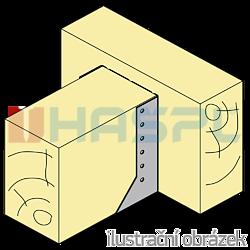Wspornik belki typ 2 80x160x2 - 2