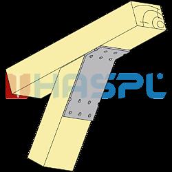 Katownik 135° Typ 2 120x90x30x2,5 - 2