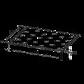 Lacznik plaski perforowany 60x120x2,0 - 3/3