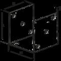 Element kotwiacy 100x100x4,0 - 3/3