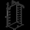 Wspornik belki ukryty typ2 80x75x2,0 - 3/3
