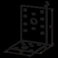 Katownik 90° Typ 2 80x100x65x3,0 - 3/3