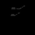 Katownik 90° Typ 4 z przetloczeniem 55x70x70x2,0 - 3/3